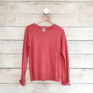 The North Face Knitted Crew Neck Sweater L
